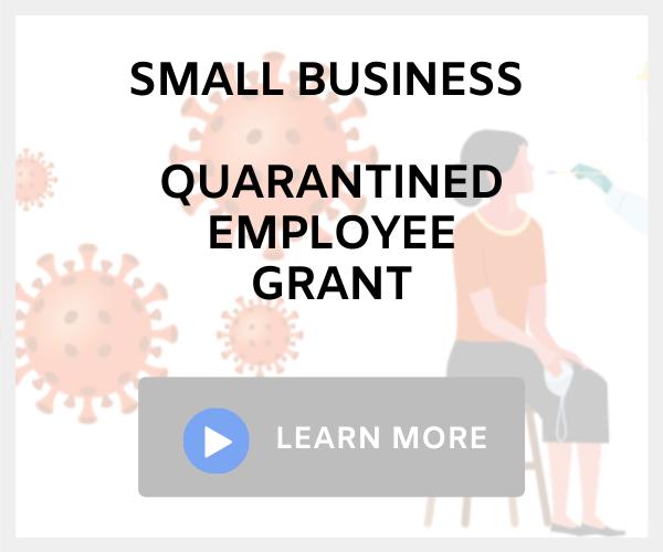Utah Quarantined Employee Grant