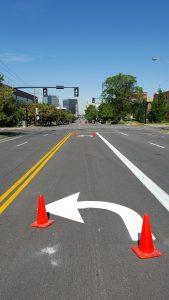Roadway Marking