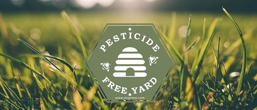 Pesticide Free SLC banner