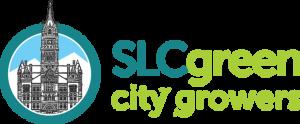 SLCgreen city growers logo