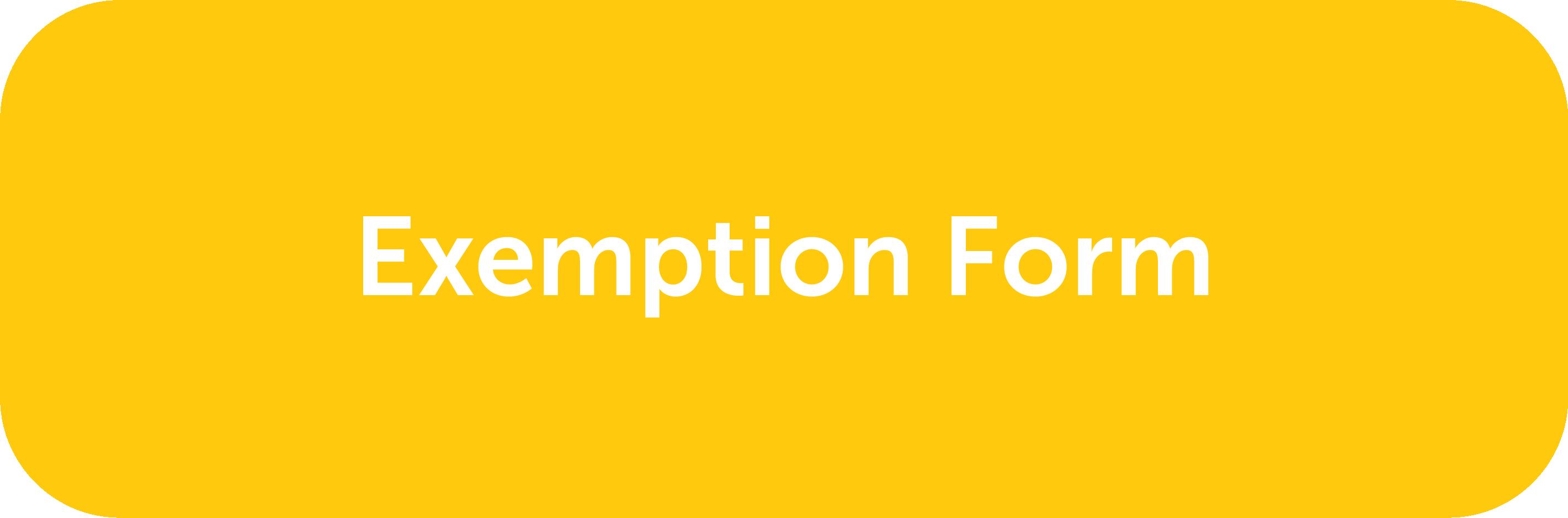 Exemption form button