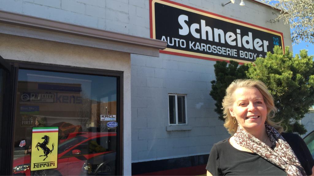 Schneider auto
